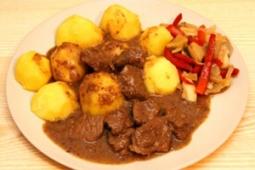 Wołowina po flamandzku