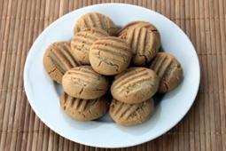 Wegańskie ciasteczka waniliowe