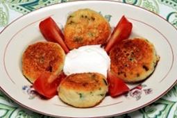 Kotleciki z sera białego